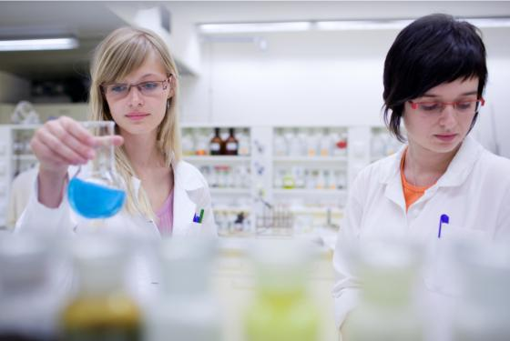 Laboratoire géoressources et environnement