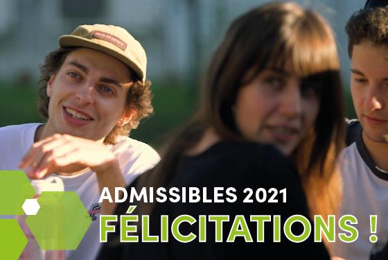 [ENSEGID] Admissibles 2021 - Bienvenue !