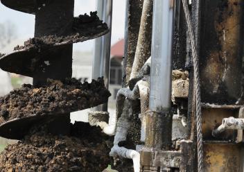 doublet géothermique réversible à l'ENSEGID