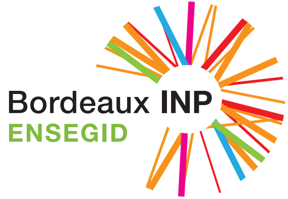Logo ENSEGID - Bordeaux INP